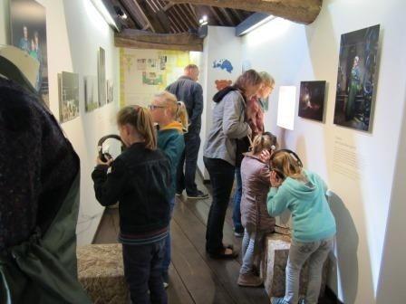Les journées européennes du patrimoine à la ferme-musée Sainte-Mère-Église