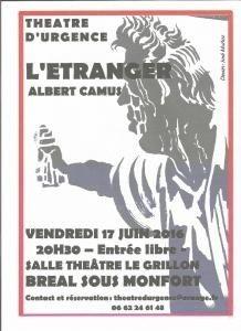 L'Etranger Rennes