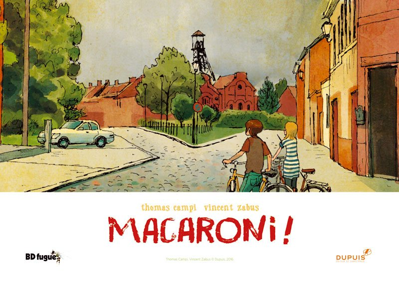 BD Macaroni