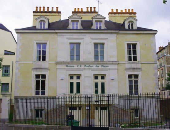 maison C.F. Poullart des Places