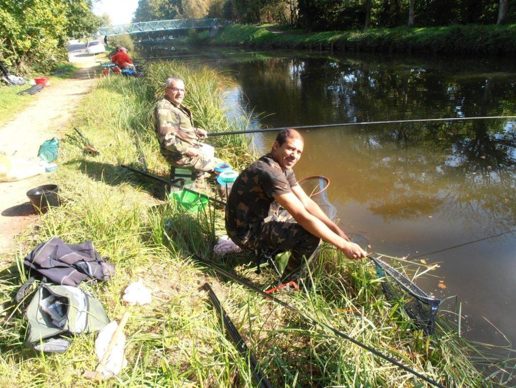 Marathon de pêche interdépartemental Betton