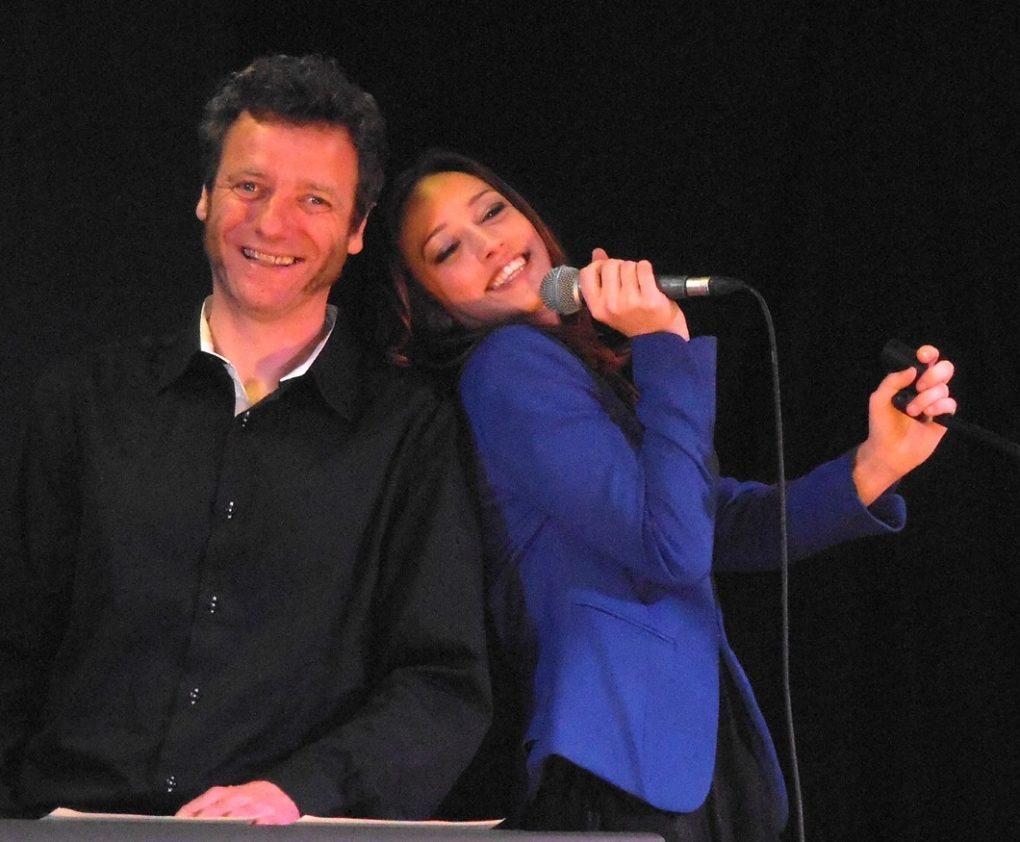 Miranda Louzier Leroy en concert Quettehou
