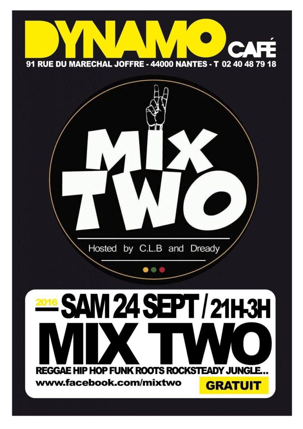 Mix two Nantes