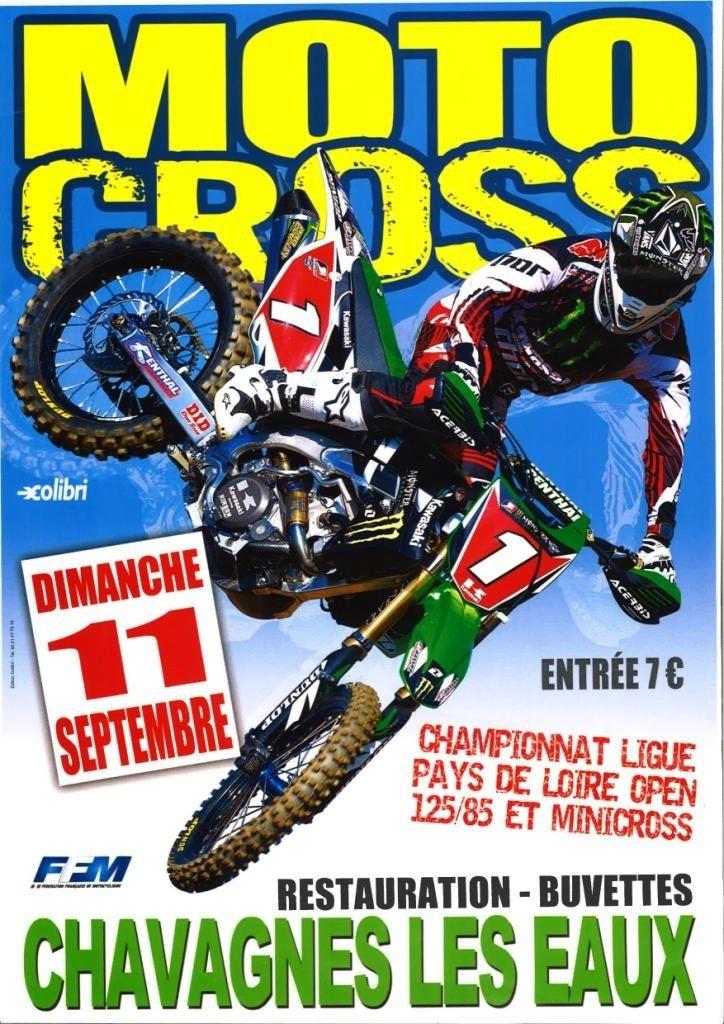 Motocross Chavagnes