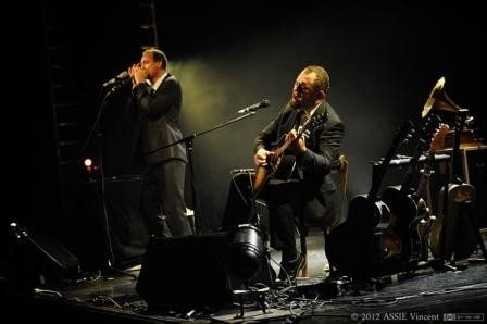 Mounten Men chante Georges Brassens Ligné