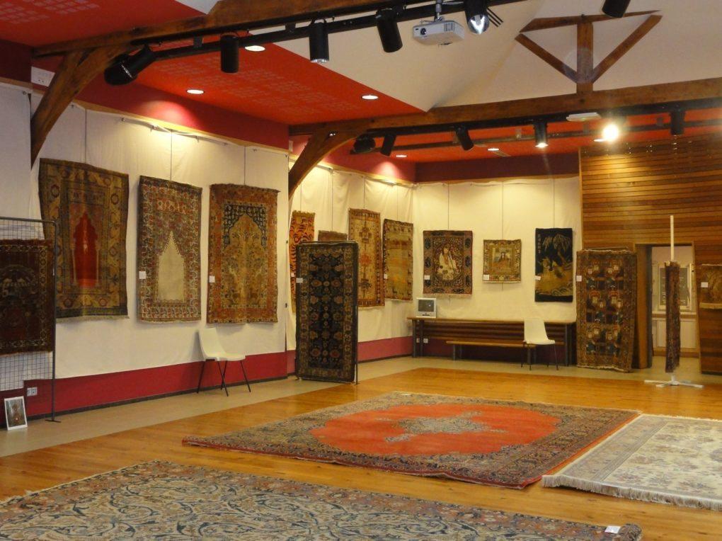 Musée des tapis Les Rosiers-sur-Loire