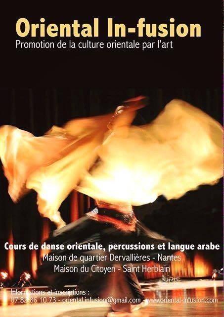 Oriental In-fusion Nantes