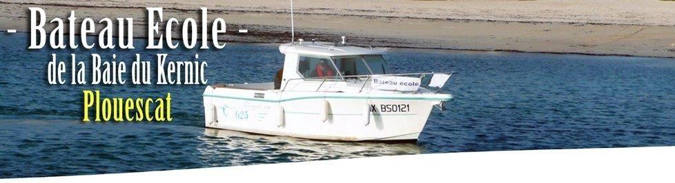 Permis mer côtier Plouescat