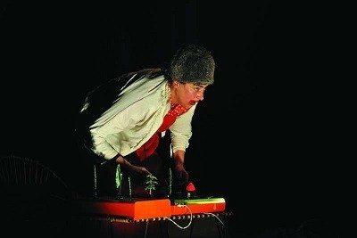 Petit Chaperon rouge à l'Ouest (Cie Piment langue d'oiseau) Arquenay