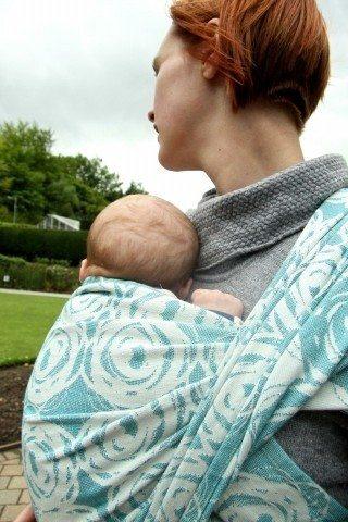 Portage de bébé Changé