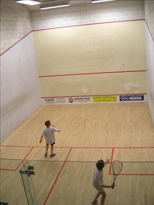 Portes ouvertes : Squash initiations gratuites Coutances