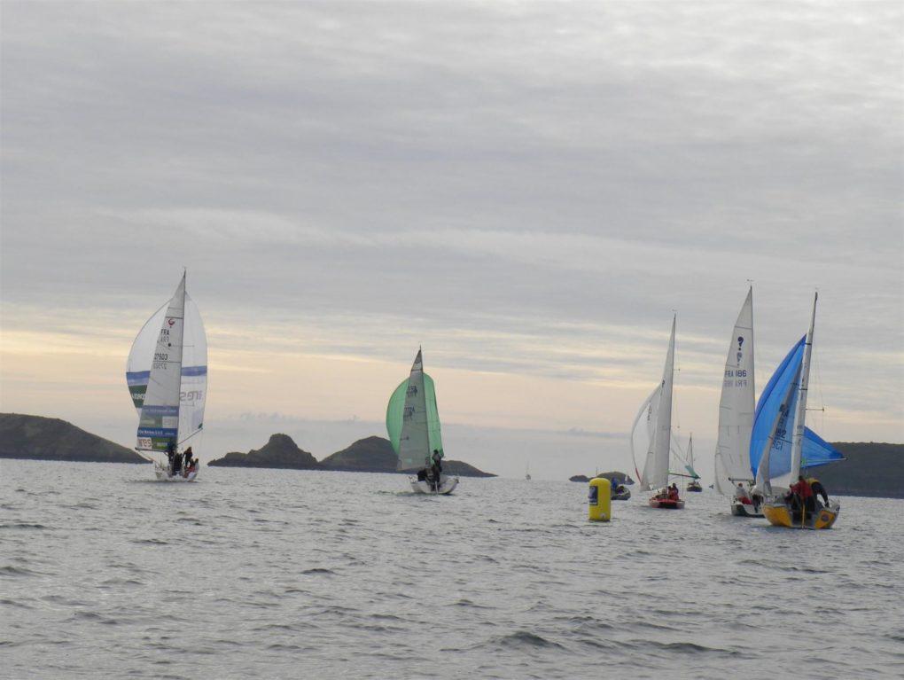 Rallye croisière vers les îles Anglo-Normandes Lézardrieux