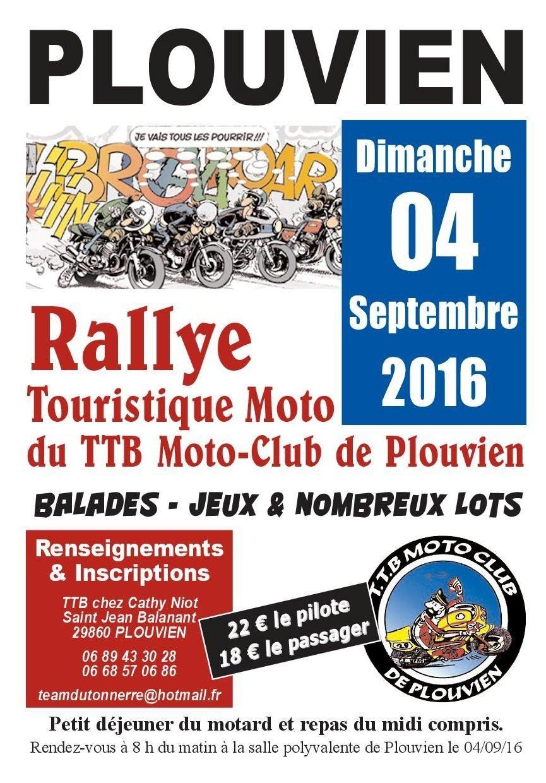 Rallye Plouvien