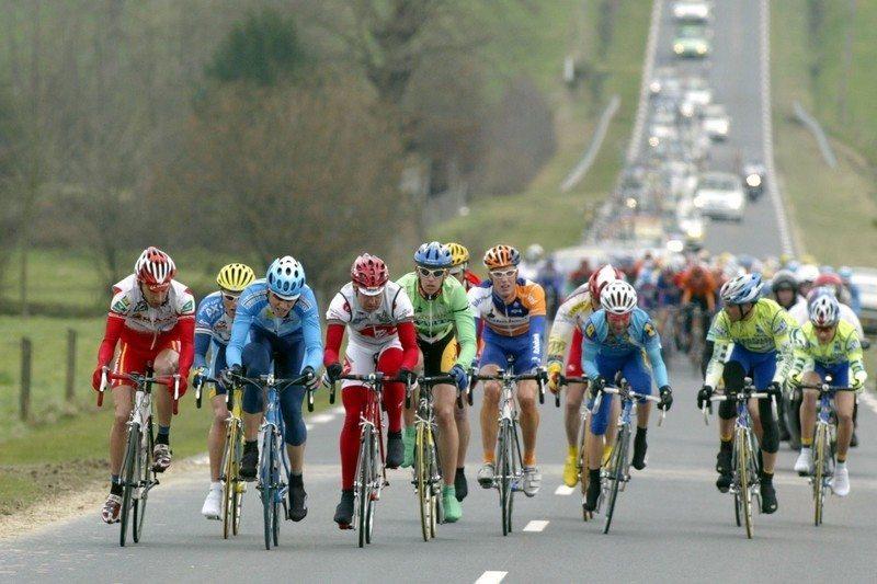 Cyclo-cross : coupe de France Bagnoles-de-l'Orne-Normandie