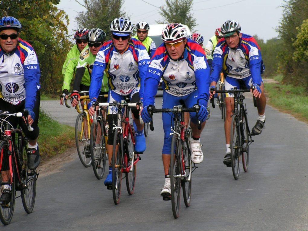 Randonnées cyclo, VTT et pédestres Sèvremoine