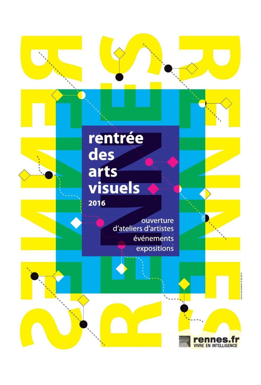 Rentrée des arts visuels, ouvertures d'ateliers Rennes