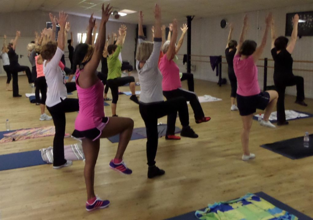 Reprise des cours de l'association fitness horizon Saint-Nazaire