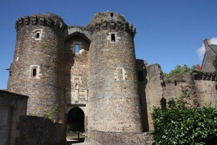 Retour sur le château médiéval de Châteaubriant Nantes