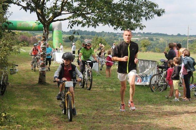 Run and bike et fête du sport Orée-d'Anjou
