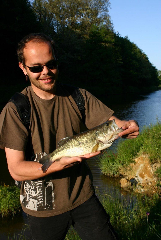 Séance découverte, pêche au leurre Clisson