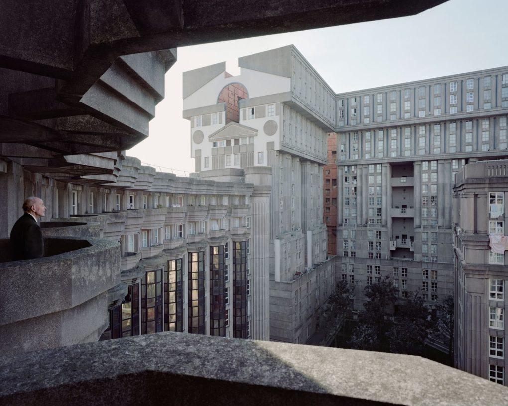 Souvenir d'un futur : photographies de Laurent Kronental Chartres-de-Bretagne