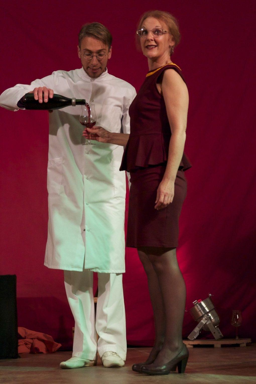 Spectacle In Vino, théâtre et humour autour du vin Val-du-Layon