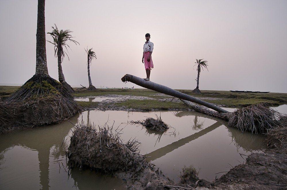 Sur les rives de Ghoramara, exposition photographique Nantes
