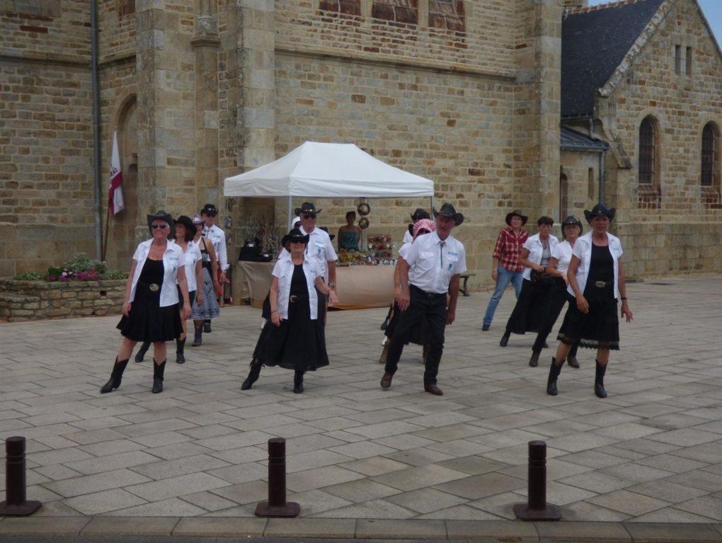 The 9 Fellows, association de danse country Saint-Lyphard