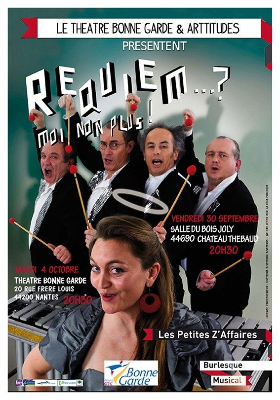 Théâtre musical burlesque Nantes