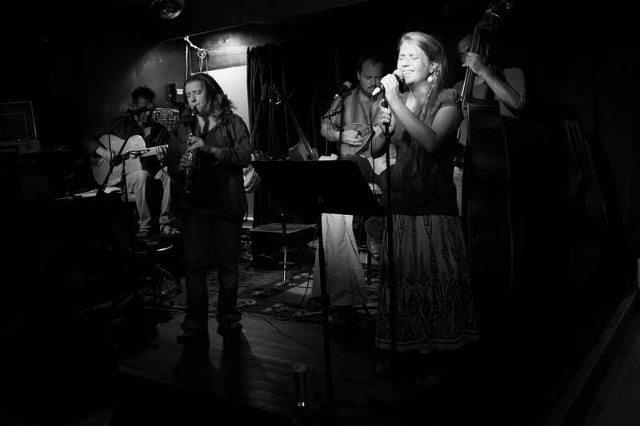 Troupasoui en concert Rochefort-en-Terre