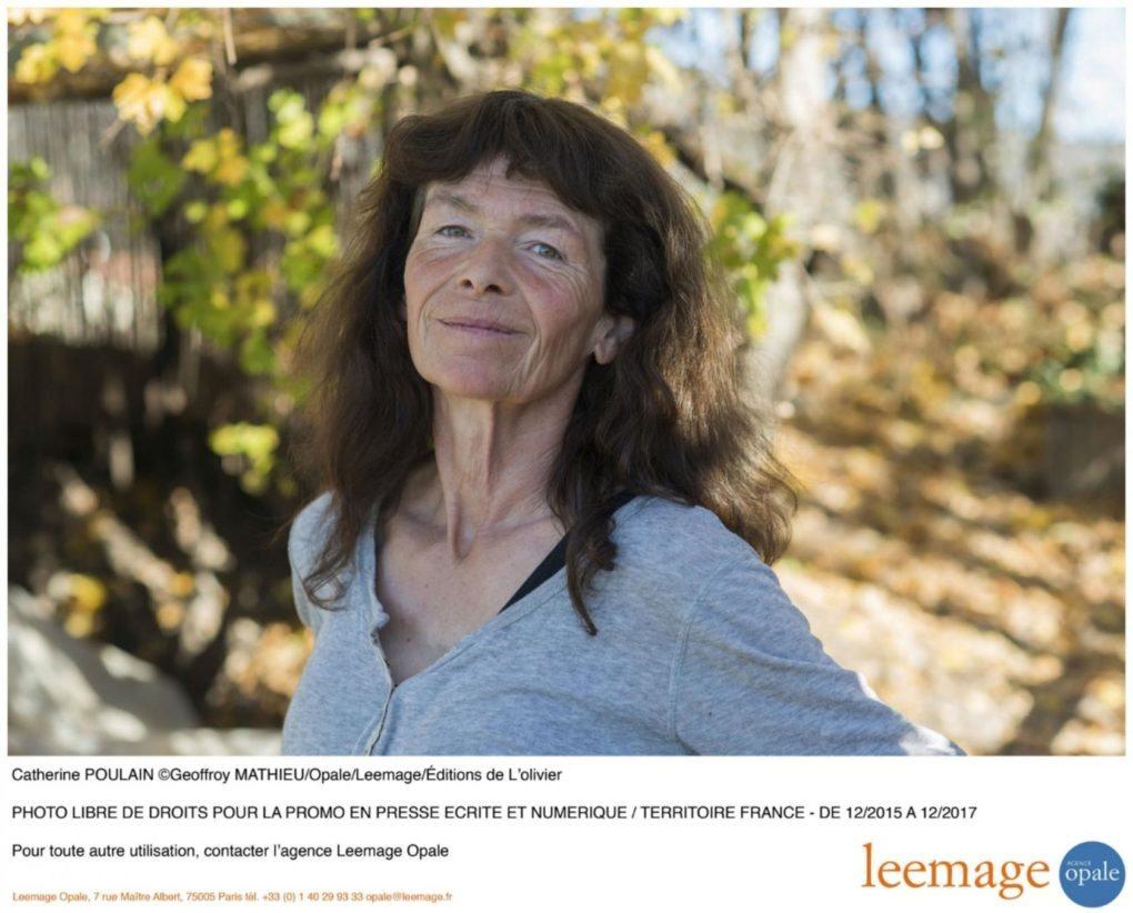 Une vie d'extrême, avec Catherine Poulain Rennes