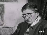 Veillée sur Anjela Duval et Marcelle Delpastre Plouarzel