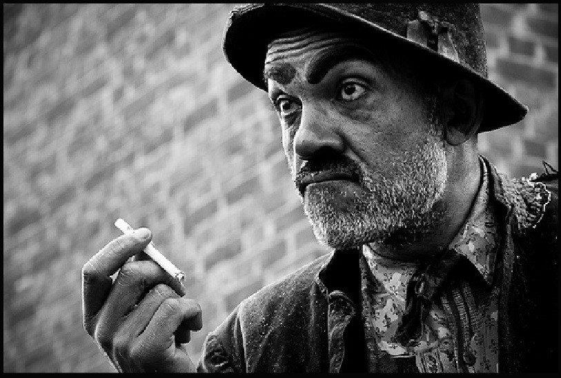 Clown socrate dans sam sufi ch telaudren 4 f vrier 2017 for Le nez rouge dinan