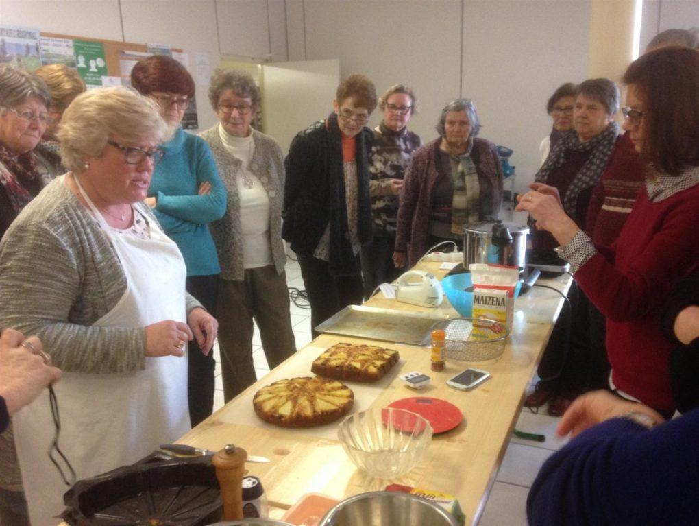 Erquy r gina cuisine atelier culinaire 12 novembre 2016 - Atelier cuisine rennes ...