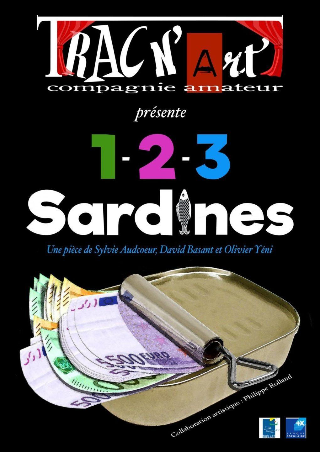 1,2,3 Sardines Trélazé