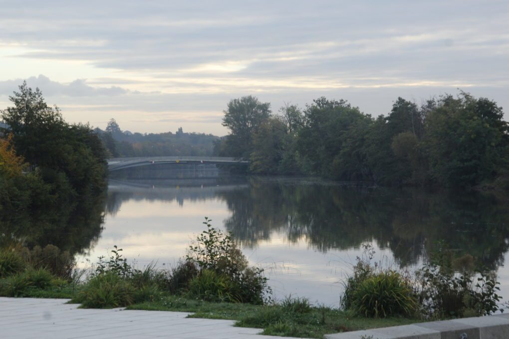 pont Vaclav Havel rennes