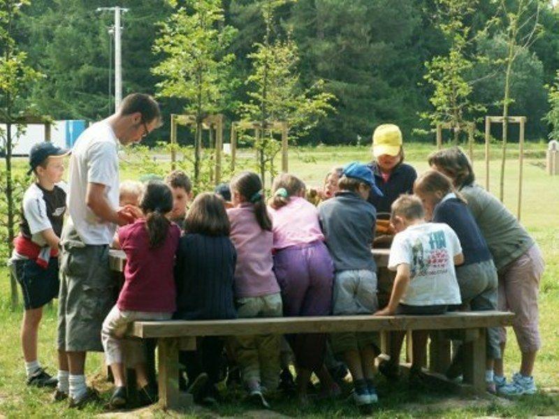 Atelier enfants le train fantôme de Cormolain Cormolain