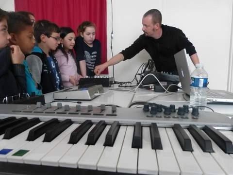Atelier MIX (Initiation aux musiques électroniques) Alençon