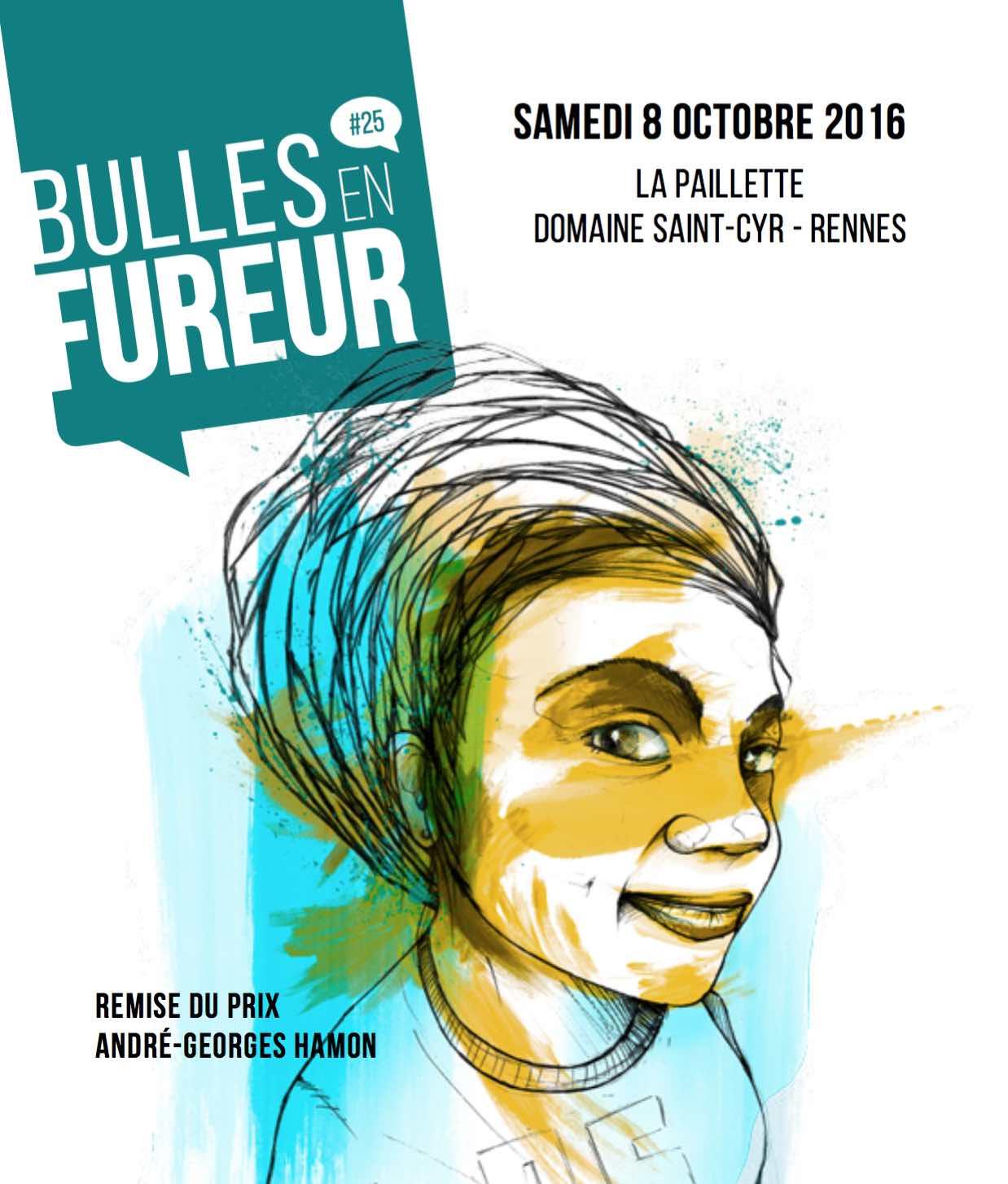 Bulles en fureur 2016