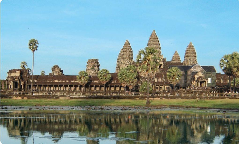 Cambodge, le sourire retrouvé Saint-Barthélemy-d'Anjou