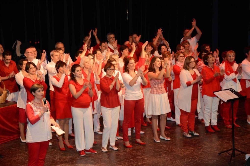 Chorales Courant d'airs et Chant'Anjou (variétés) Montreuil-Juigné