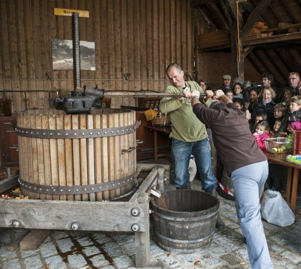 Cidre au pressoir Rennes