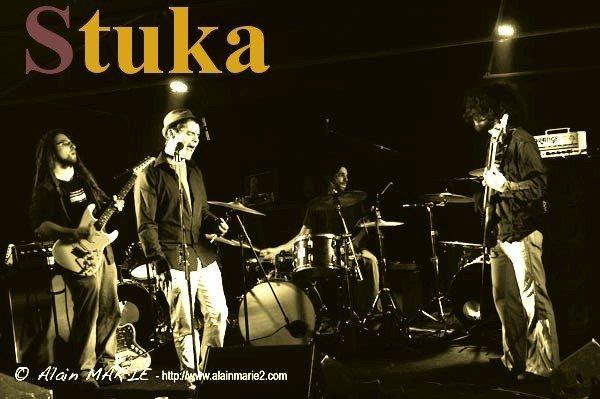 Concert blues-rock avec Stuka Quimper