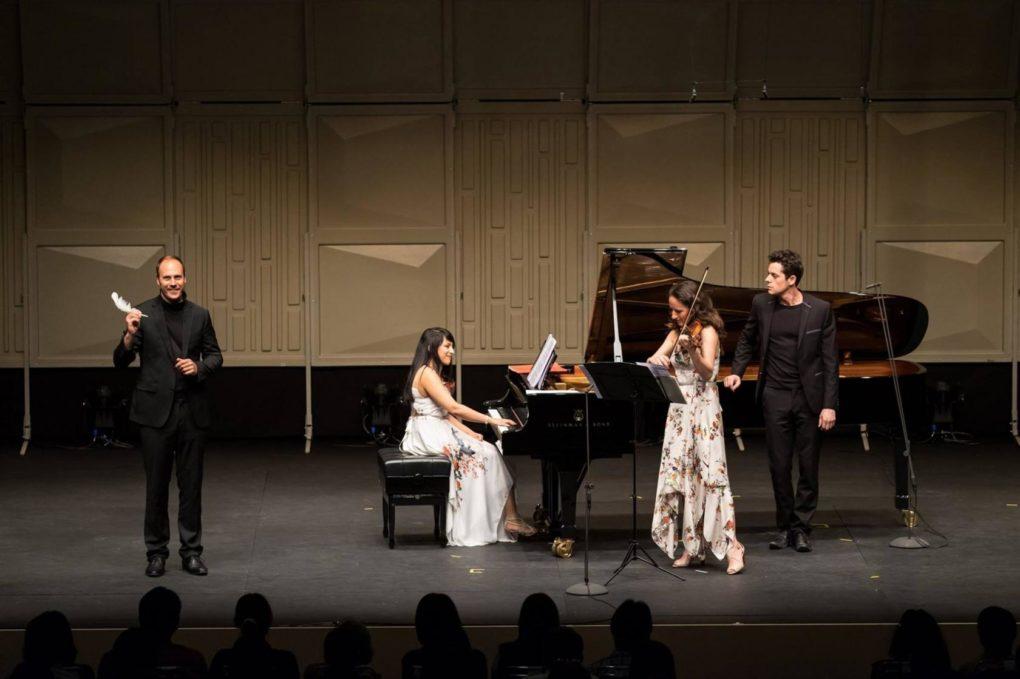 Concerts de musique de chambre Crea Nantes