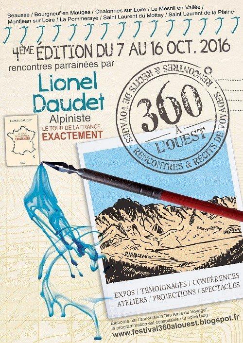 Festival 360° à l'Ouest : le tour du monde en 80 jours Mauges-sur-Loire