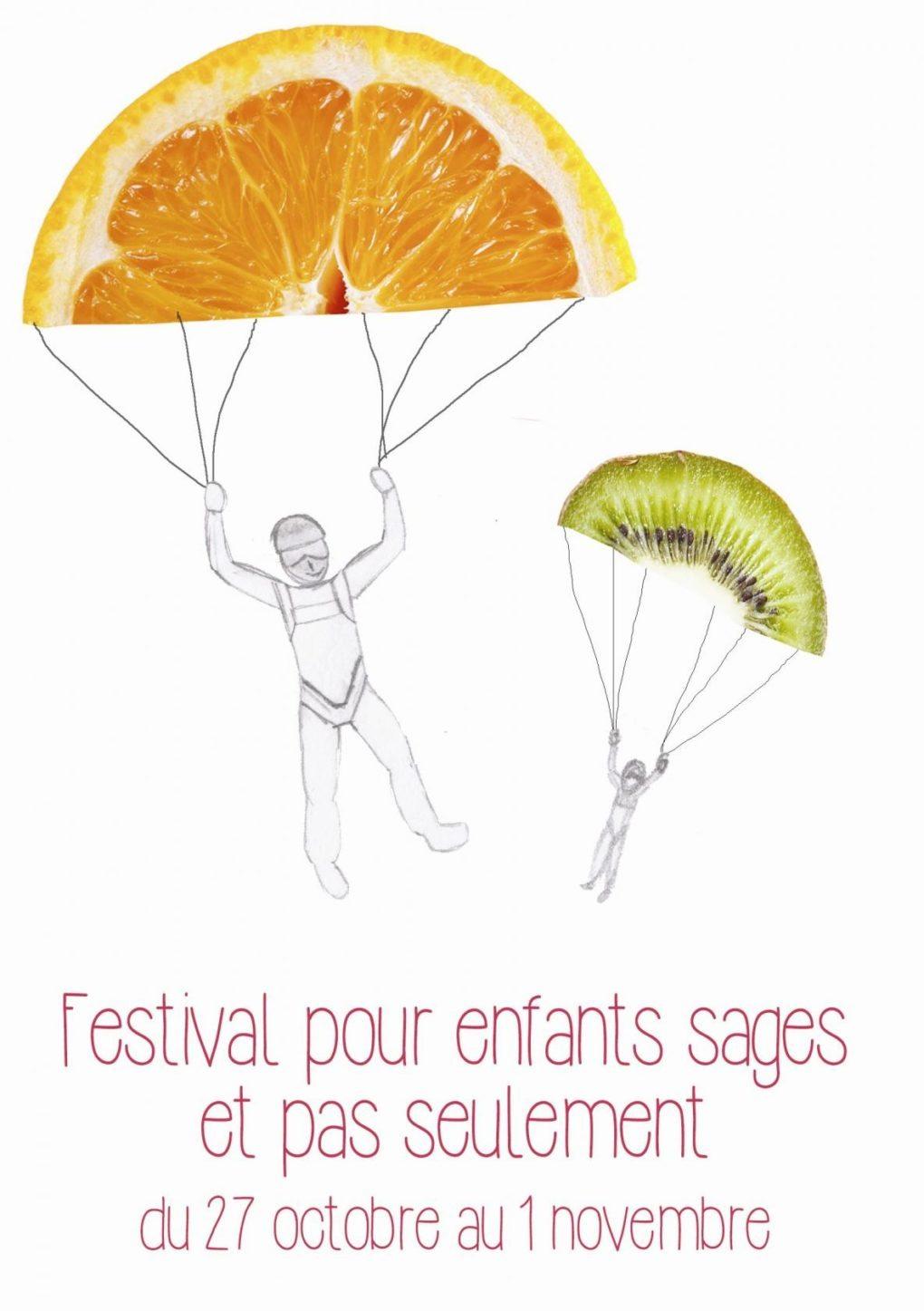 Festival pour enfants sages et pas seulement : Boucles Douces Nantes