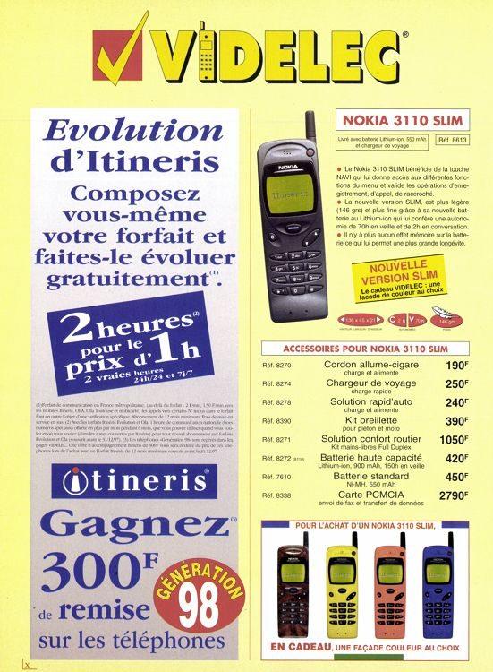 forfait mobile