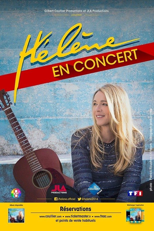 Hélène en concert Nantes