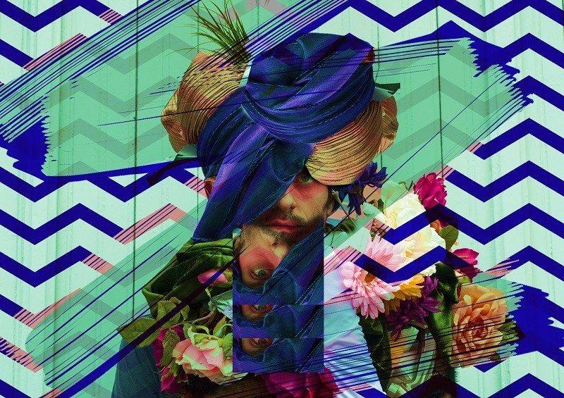 I wish I could speak in Technicolor/Simon Tanguy Saint-Brieuc