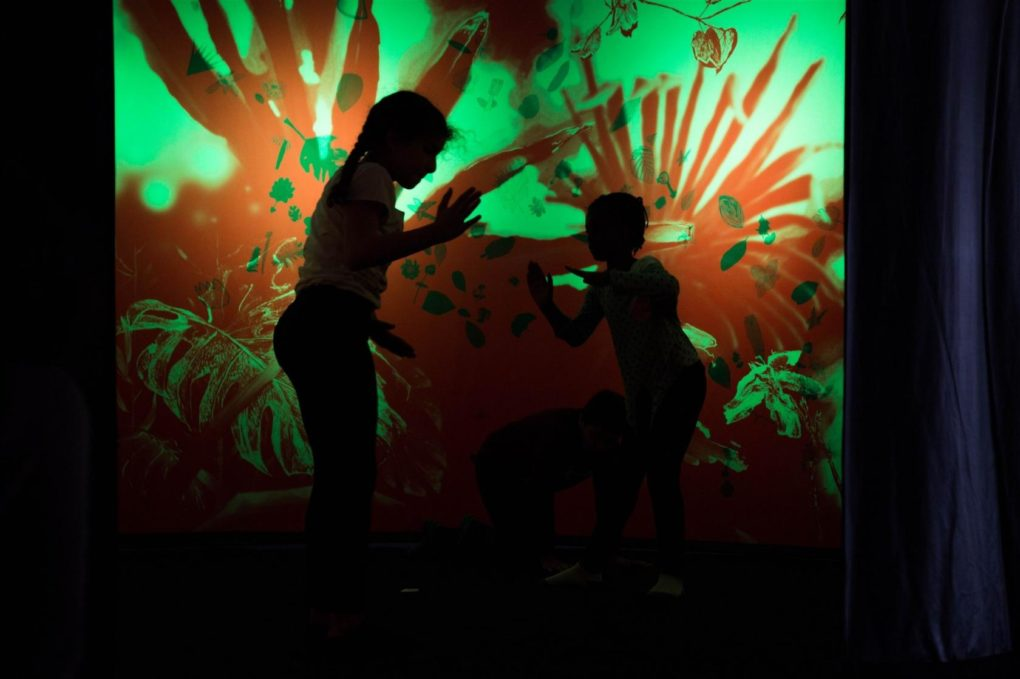 Installation à danser Flow 612 - Daniel Larrieu - Cie Astrakan La Roche-sur-Yon